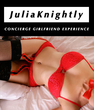 julia knightly, international courtesan