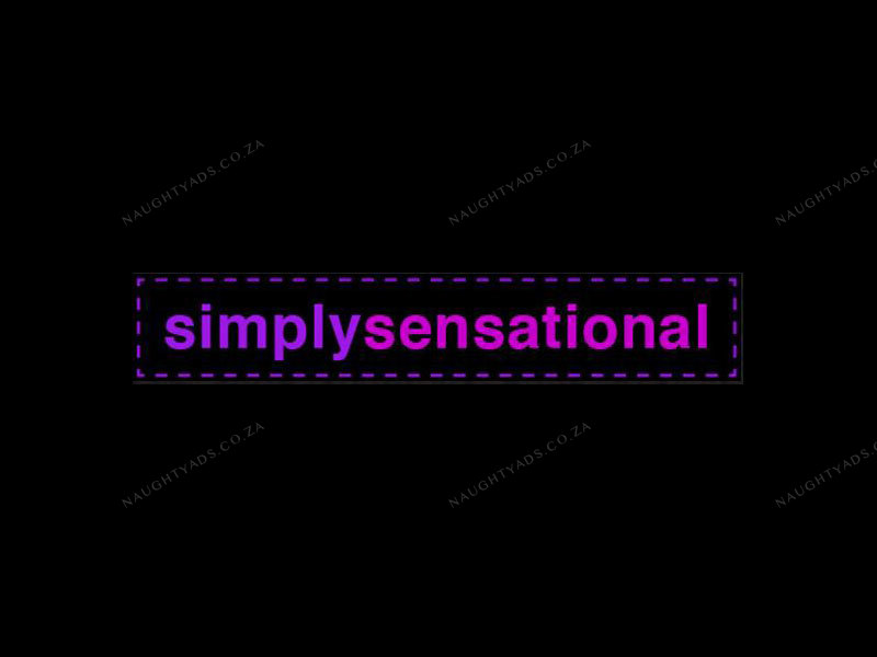 Simply Sensational Sensual Products