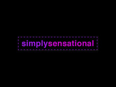 Simply Sensational – Adult Shops